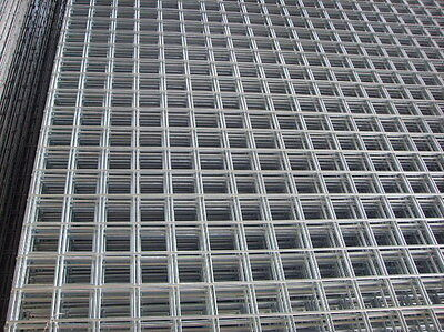 AU STOCK !! Hot-dipped Galvanized welded wire mesh sheet weld  in Various sizes