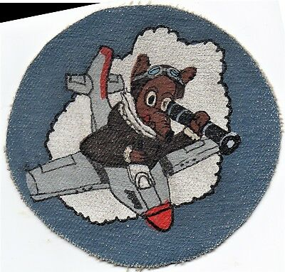 WW II era 1st Scouting Force, 8th AAF RKO Studio Patch