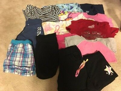Girls Size14 Spring, Summer Clothes Lot,  GUC! Justice, Childrens Place