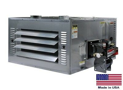 WASTE OIL HEATER Commercial - 200,000 BTU - 5,000 Sq Ft - 2,600 CFM - 1.44 GPH