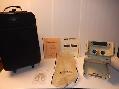 NICE Titmus 2s Vision Screener Pre-school PLUS Accessories - Rolling Travel Case