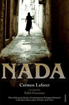 Nada by Carmen Laforet | Paperback Book | 9780099494195 | NEW