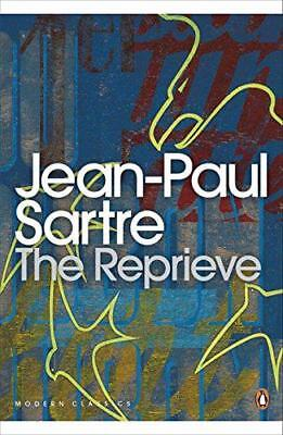 The Reprieve (Penguin Modern Classics) by Jean-Paul Sartre | Paperback Book | 97