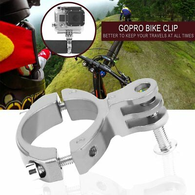Bike Bicycle Cycling Handlebar Mount Holder Clamp for Gopro Hero 5 4 3 2 CamerGY