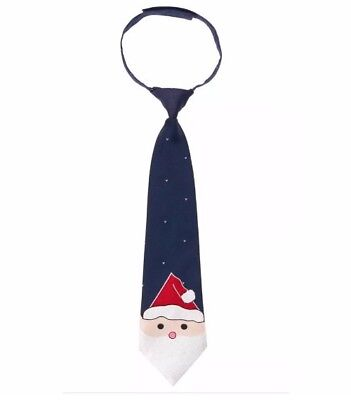 NWT~CHRISTMAS Gymboree Santa 🎅 Tie~Holiday Boys- Size 2T-5T Free Shipping!