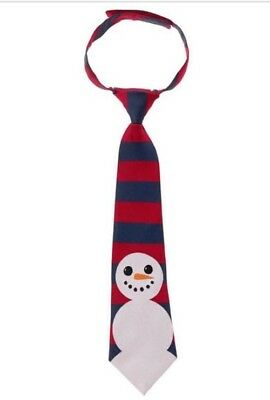 NWT~CHRISTMAS Gymboree Snowman Tie~Holiday Boys- Size 2T-5T Free Shipping!