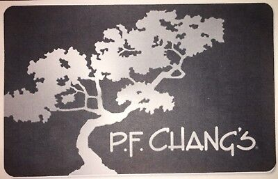 $25 / $50 P.F. Chang's Paper Gift Card - Mail Delivery