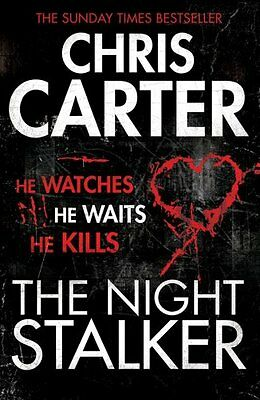 The Night Stalker by Chris Carter | Paperback Book | 9780857202970 | NEW