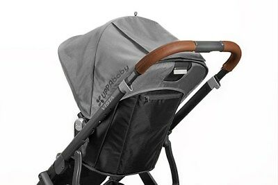 UPPAbaby VISTA Leather Handle Bar Covers - Tan