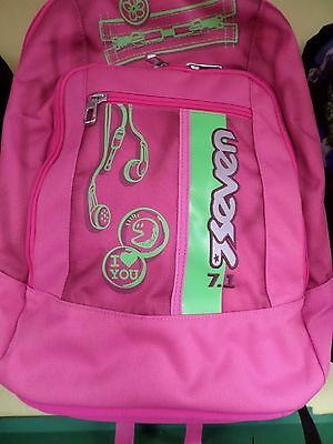 Zaino Scuola Seven advanced Colorful Girl 1704 516