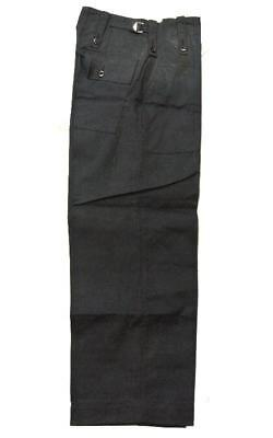 Black Lightweight Trousers Genuine army issue Black lightweight trousers, in New