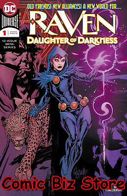 Raven Daughter Of Darkness #1 (Of 12) (2018) 1St Printing Bagged & Boarded Dc
