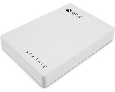 SEAGATE Game Drive fuer Xbox - Xbox White - Game Pass 4TB HDD