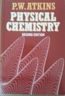P.W. Atkins, Physical Chemistry