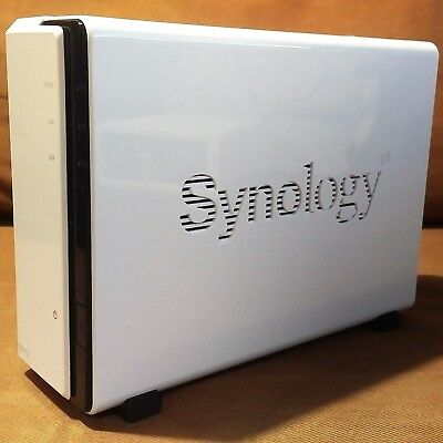 Synology DiskStation DS112 - NAS-System - 1,6 GHz - 256MB Ram - USB 3.0 - eSata
