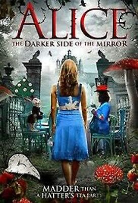 Alice - The Darker Side of the Mirror - NEW  AND SEALEDDVD - Selena Tibert