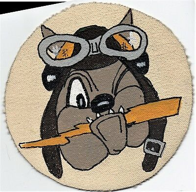 WWII era 61st Fighter Squadron, 8th AAF, RKO Studio Patch