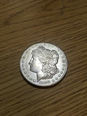 1892 cc morgan dollar