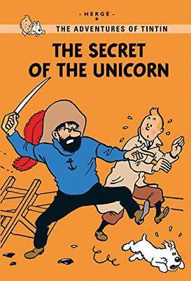 The Secret of the Unicorn (Adventures of Tintin) by Herge | Paperback Book | 978