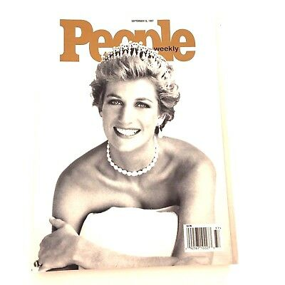 People Magazine Princess Diana September 15 1997 Remembering Diana Special Issue