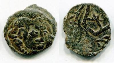 (9418)Chach, Unknown ruler 7-8 Ct AD, Sh&K #219