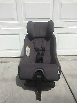 CLEK C-2016 FLLO Forward Rear Facing Car Seat with C-Weelee Travel Bag - Slate