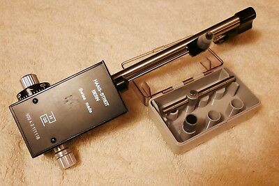 Haag Streit R900 Applanation Tonometer, used, calibrated, SWISS made,
