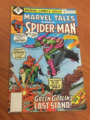 Marvel Tales #99 reprints Amazing Spider-man 122 FN/VF