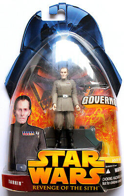 Star Wars Episode Iii Grand Moff Tarkin Hasbro B-Ware