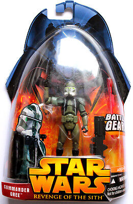 Star Wars Episode Iii Commander Gree Hasbro B-Ware