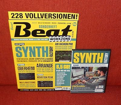 Beat Workzone #13 - 01/2018 Synth Factory
