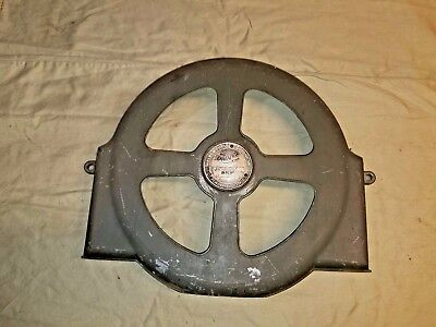 "WALKER TURNER BN730 12"" Band Saw Upper Wheel Cover Guard  Part No. 7BN53"
