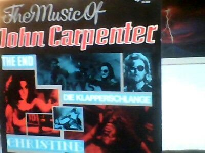 The Music of John Carpenter  played by The Splash Band