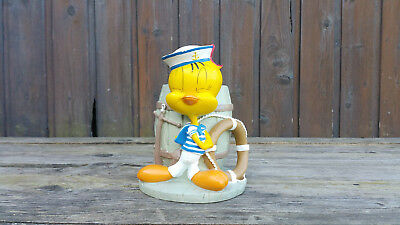 2002 Looney Tunes, Tweety - Warner Bros. Sparschwein - France  Interne-Nr. 587