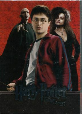 Harry Potter And The Deathly Hallows Part 2 Complete 72 Card Base & Chase Set