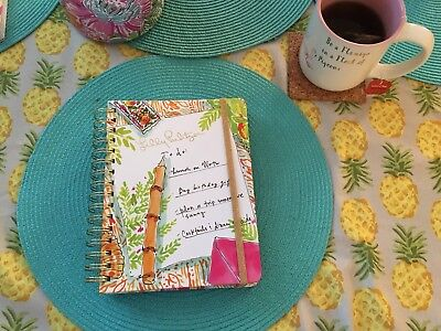 Lilly Pulitzer To Do Planner - Brand New