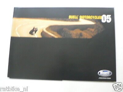 D293 Brochure Buell 2005 All Models English 24 Pages,Firebolt,Cityx