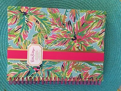 Lilly Pulitzer Mini Notebook Set Of Two: Island Time