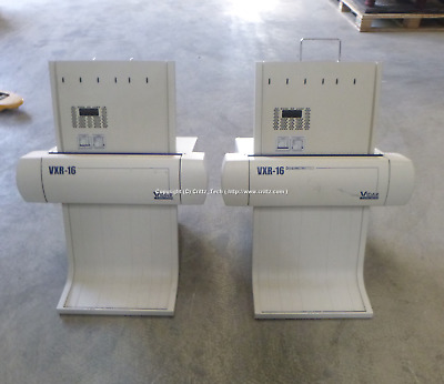 2x Vidar VXR-16 Xray Film Digitizer