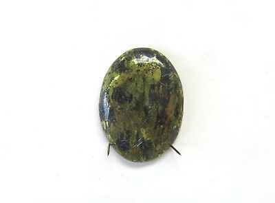 Chalcopyrit Cabochon 29,8x22,2 mm 30 ct. U20009