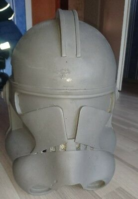 Star Wars Clonetrooper E3 Helm Rohguss.