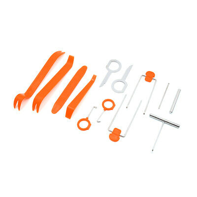 12 in 1 Car Stereo Audio System Door Panel Trim Dismantle Removal Pry Tools Kit