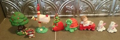 Hallmark ~ Valentine Merry Miniatures ~ Great vintage LOT!