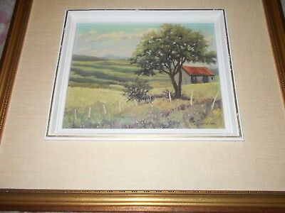 Beautiful Oil Painting by Famous Quebec Canada Artist MARCEL FAVREAU Low Reserve