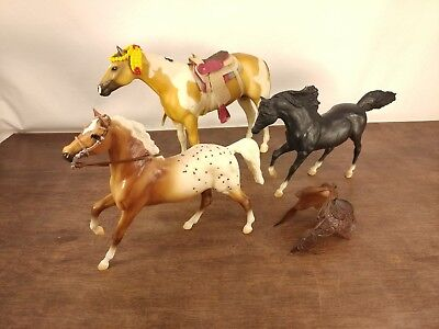 Breyer Horse Lot - Traditional and Classics With Accessories
