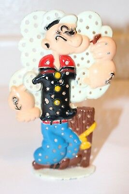 Vintage POPEYE paperweight figure toy KING FEATURES