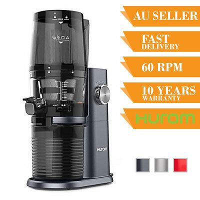 Cold Press Commercial Slow Juicer Hurom H34 Food Fruit Processor Mixer Extractor