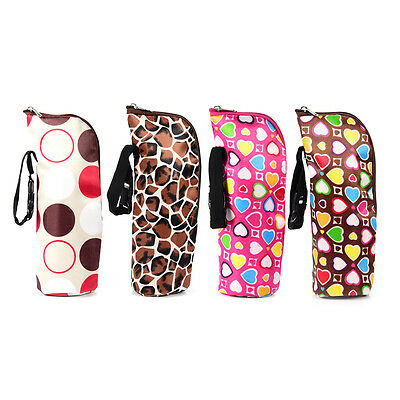 Baby Milk Bottle Insulation Bag Cup Hang Warm Thermal Case Holder Tote Mum Pouch