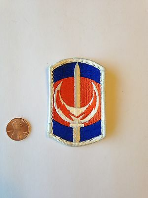 Vintage US Army 228th Signal Brigade Military Patch - Vietnam Era