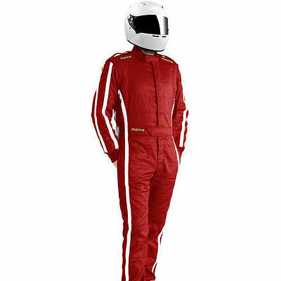 Momo Race Racing Protective Suit Genuine Tuprorared50 Suit Pro Racer Red 50
